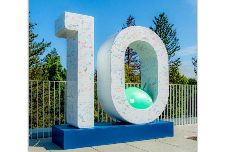 Uji coba 'gelembung percakapan' Google Messages di Android 10