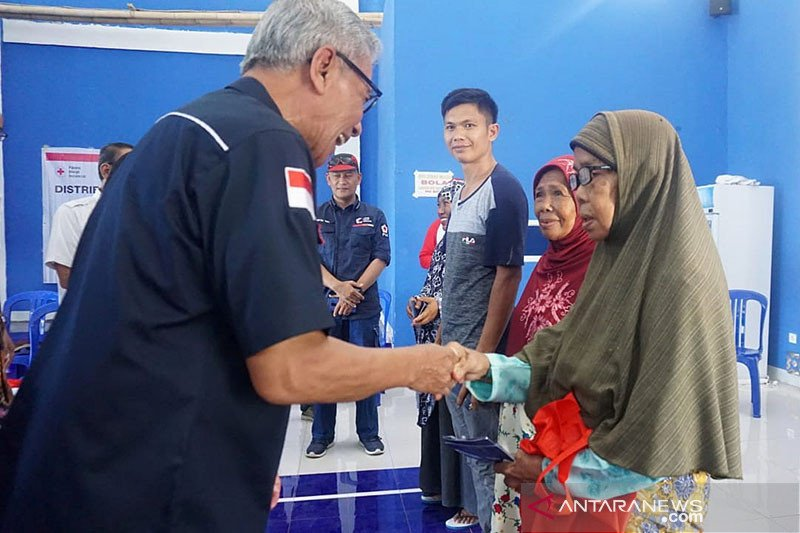 PMI salurkan bantuan nontunai untuk 4.000 KK korban bencana gempa NTB