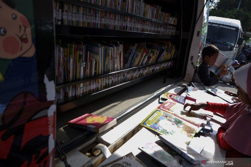 Kemenkeu dukung program Perpusnas bangun perpustakaan daerah