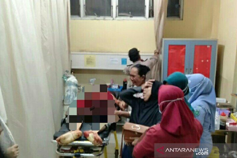 Sopir taksi online di Palembang tewas dibegal