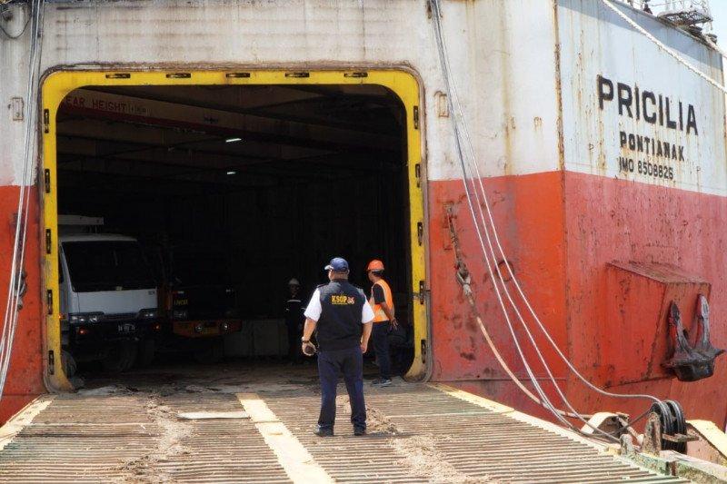 Tiga penyebab kenaikan penumpang kapal di Banjarmasin