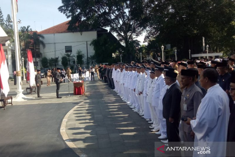 Lima jabatan eselon II di Pemkot  Bogor masih lowong