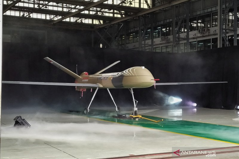 PTDI kenalkan pesawat nirawak untuk menangkal ancaman teritorial