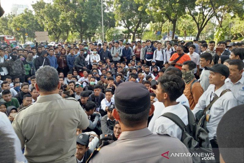 Transjakarta sebut aksi pegawai magang sudah ditangani HRD