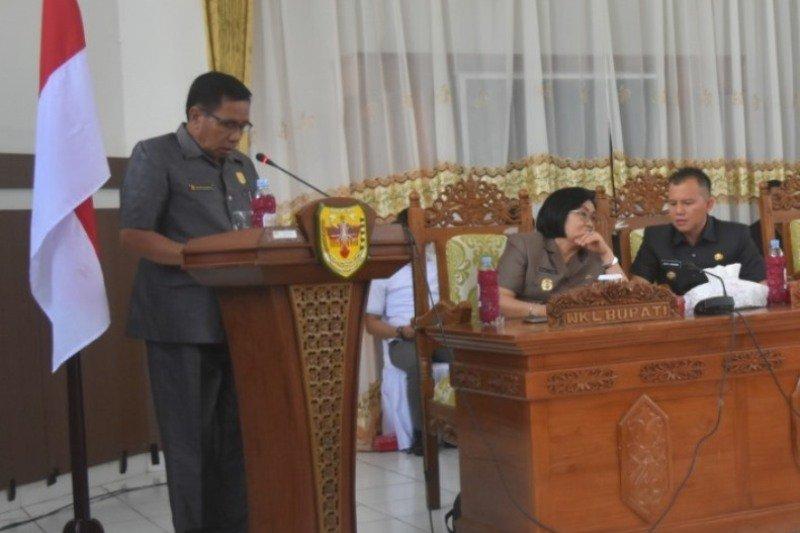 Ketua DPRD Gumas: Harus hati-hati dan cermat dalam mengambil keputusan
