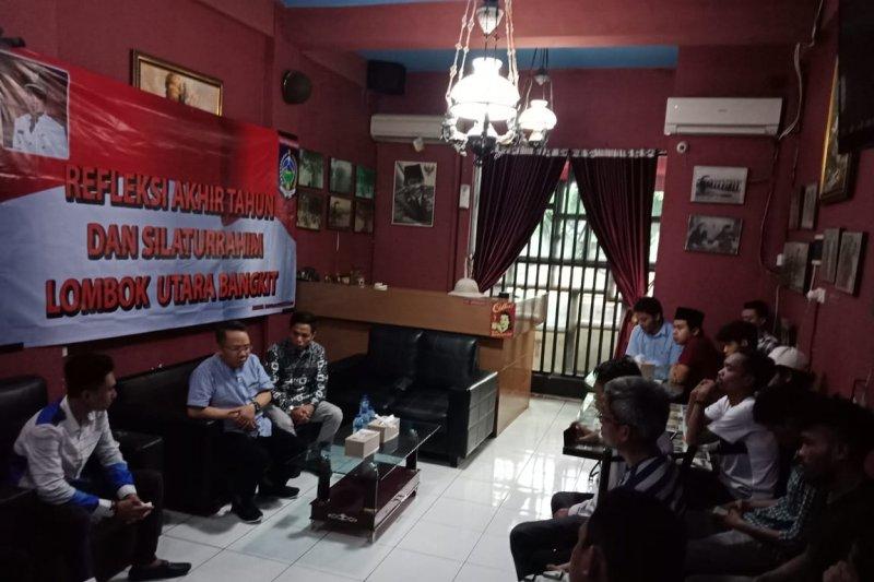 Aktivis mahasiswa Lombok-Jakarta adakan obrolan demokrasi bersama Bupati Lombok Utara