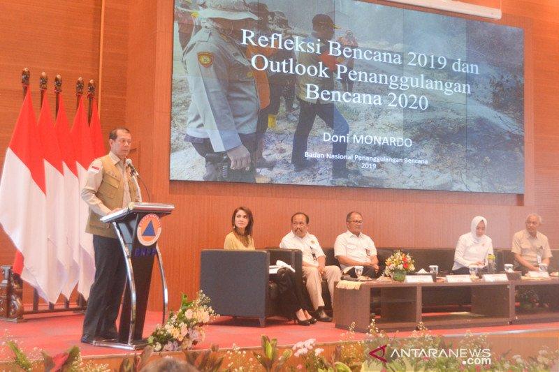 Masyarakat di wilayah potensi gempa harus waspada, sebut Kepala BNPB