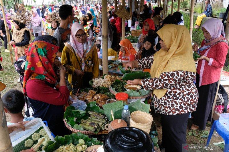 Hari ini, festival kuliner Jawa hingga