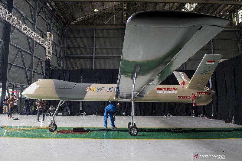 BPPT-PT DI buat tiga lagi prototipe pesawat nirawak MALE hingga 2024