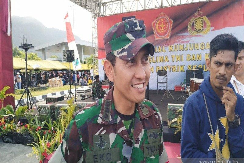Flash – Satu prajurit TNI tewas ditembak di perbatasan RI-PNG