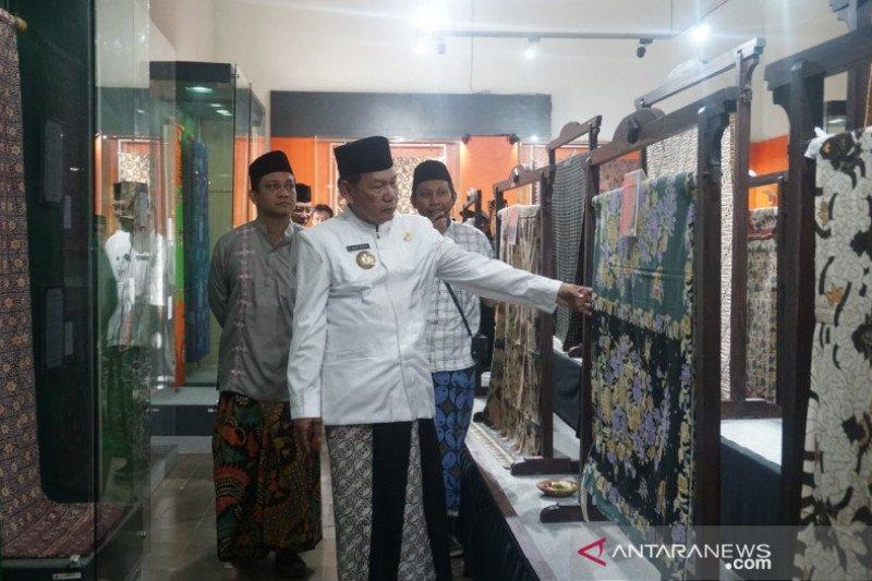 Museum Batik Pekalongan didorong tambah koleksi untuk daya tarik