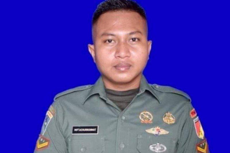 Satu prajurit TNI gugur saat kontak tembak dengan KKB di perbatasan RI-PNG