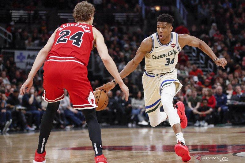 Cedera panggul, Chicago Bulls kehilangan Lauri Markkanen selama 4-6 minggu