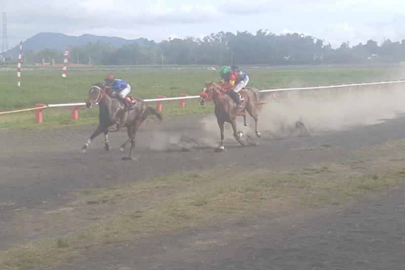 Pacuan Kuda North Sulawesi Christmas Festival berlangsung sukses