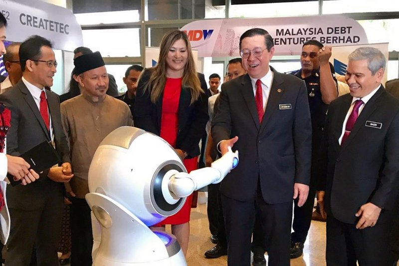Bekas Menkeu Malaysia didakwa minta suap 10 persen