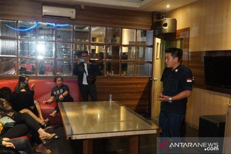 558 Botol miras diamankan jelang tahun baru di Bogor