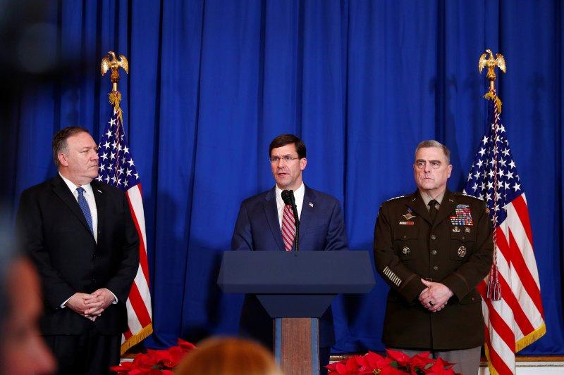 Jenderal Milley nilai serangan Iran bertujuan bunuh personel AS