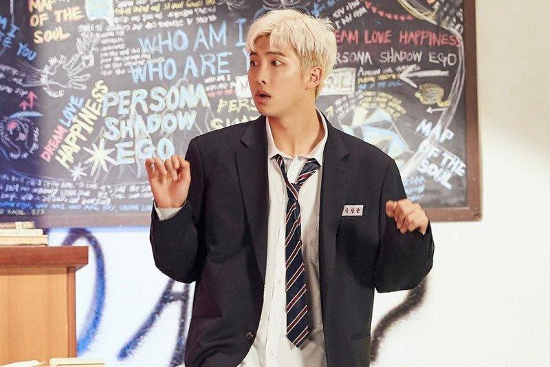 RM BTS dikenal dukung karya musik penyanyi Younha