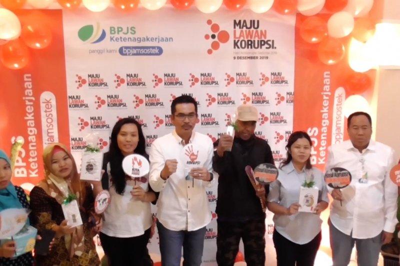 BPJSTK Batam Nagoya komitmen bebas korupsi