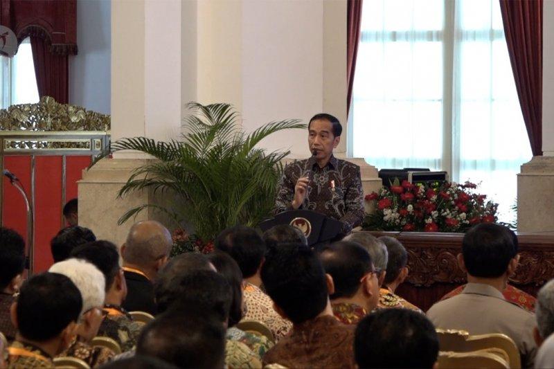 Jokowi sampaikan 5 Program Prioritas Pemerintah