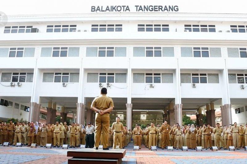 Pemkot Tangerang cek pegawai untuk maksimalkan pelayanan