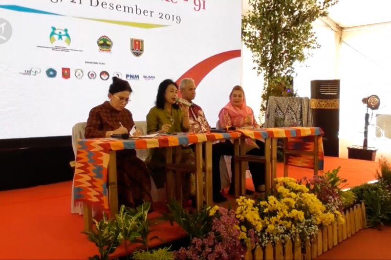 Kementerian PPPA akan beri penghargaan 3 Kades di puncak peringatan Hari Ibu