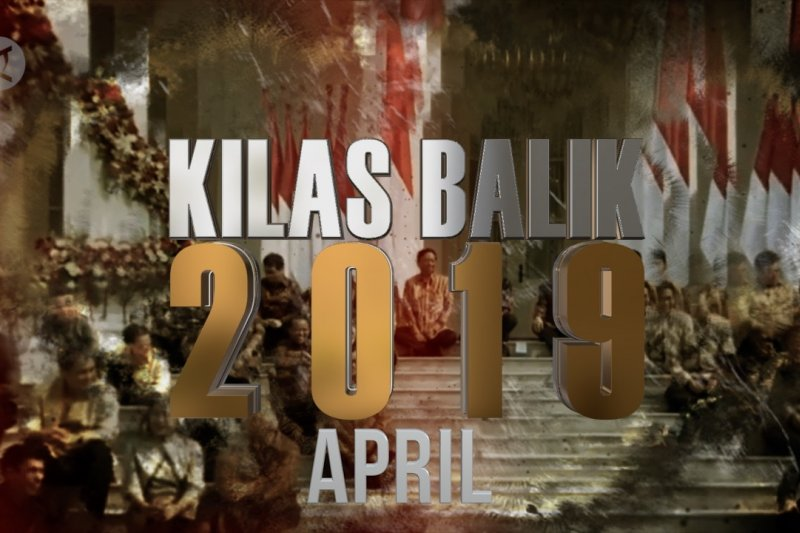 KILAS BALIK 2019-APRIL: Pameran otomotif spektakuler hingga babak kedua pertarungan Jokowi-Prabowo