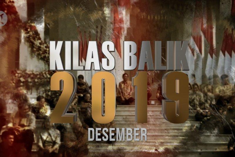 Kilas Balik 2019 - Desember: Dari prestasi Indonesia di SEA Games 2019 hingga peresmian tol pertama Kalimantan