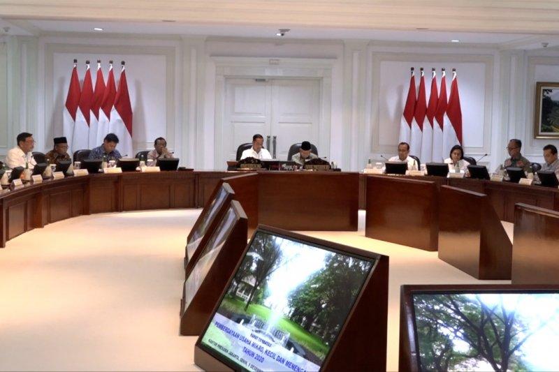 Presiden minta kebijakan pengelolaan UMKM dibuat satu pintu