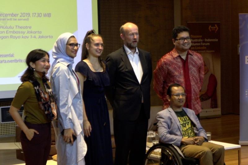 Australia dukung Indonesia tingkatkan peran penyandang disabilitas