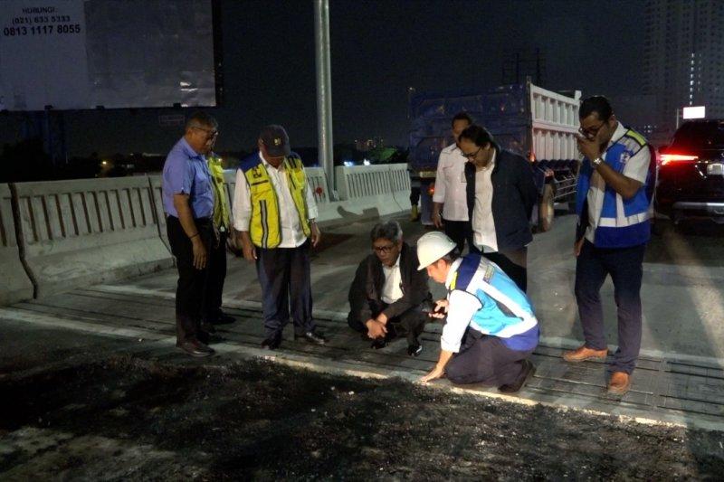 Beroperasi 12 Desember 2019, Menteri PUPR tinjau Tol Jakarta-Cikampek