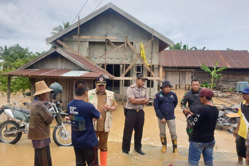 Banjir di Binuang Kalsel akibat dangkalnya Sungai Raya Belanti