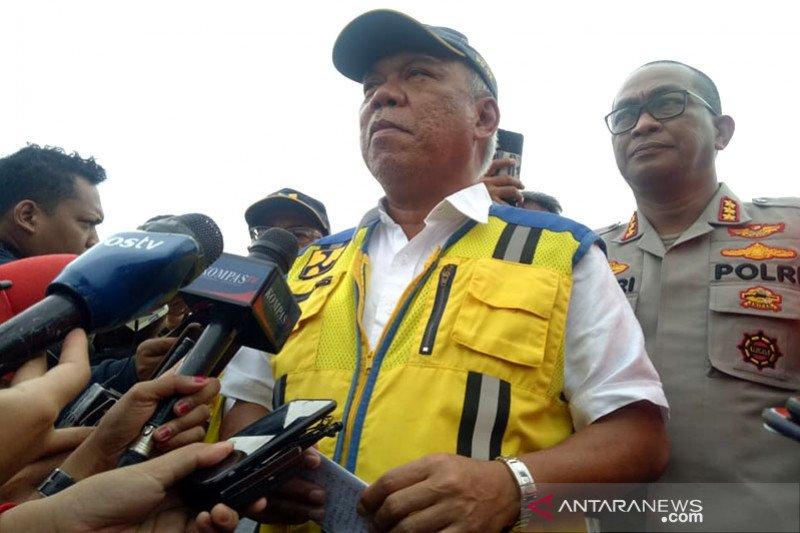Basuki jelaskan langkah pemerintah tangani banjir hulu ke hilir