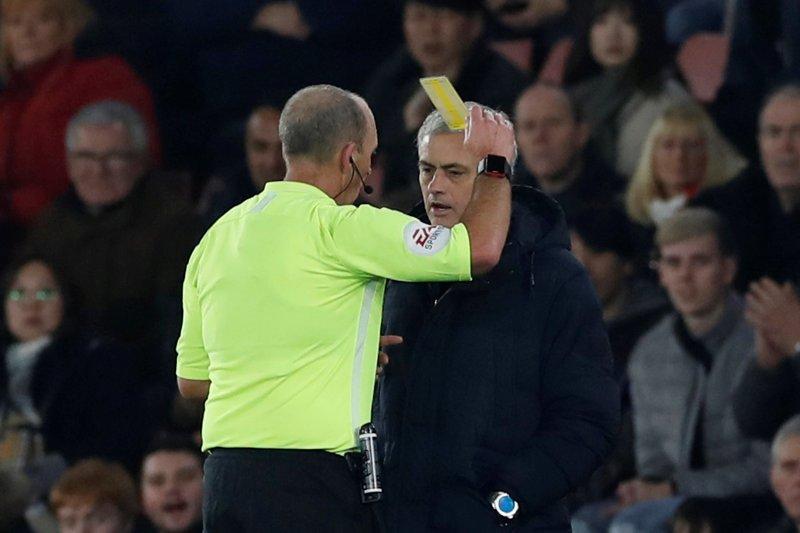 Mourinho: Saya kasar kepada orang idiot