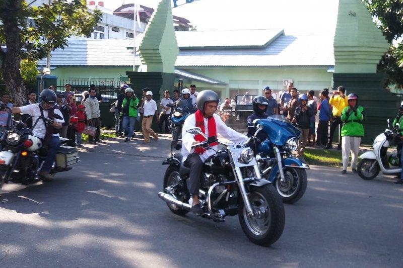 Polresta Padang rekayasa lalu lintas terkait tabligh Ustadz Somad