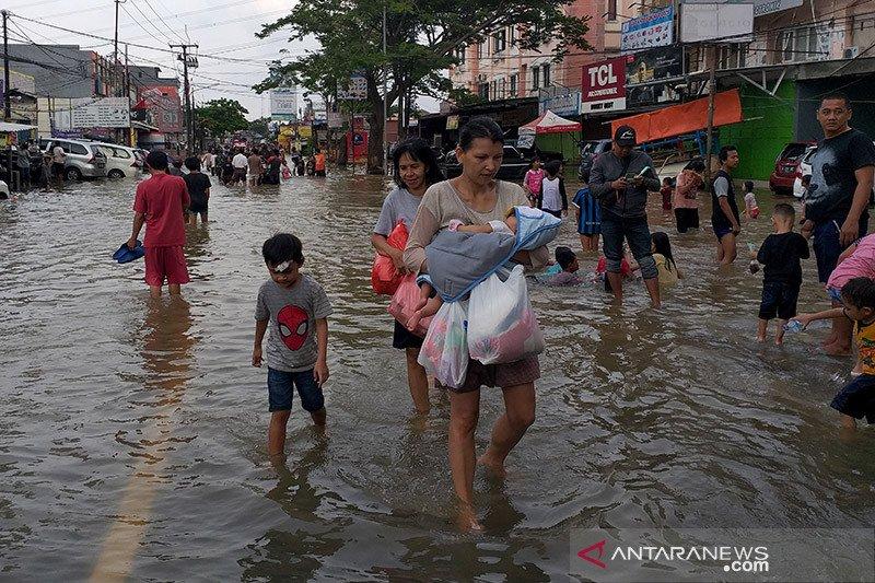 Banjir Jakarta salah siapa?