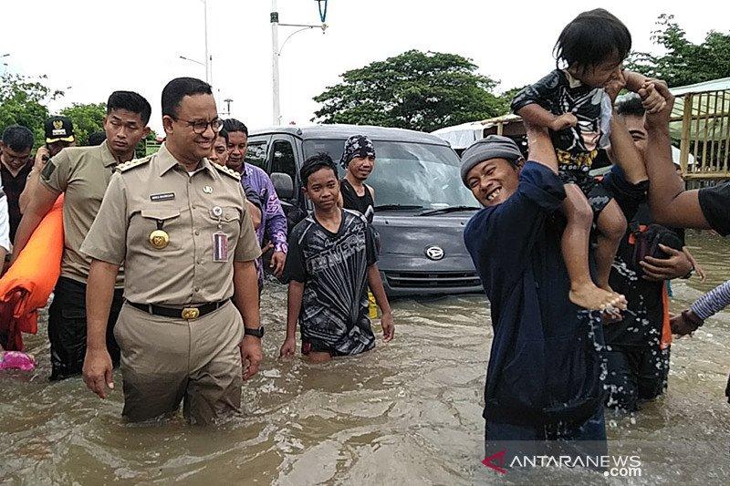 Anies Baswedan disarankan lakukan tiga hal atasi banjir