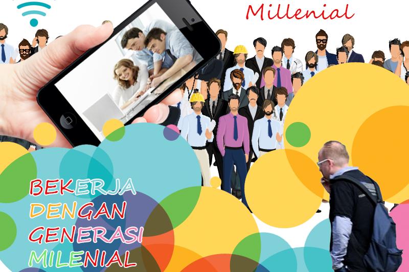 Bekerja dengan generasi Milenial