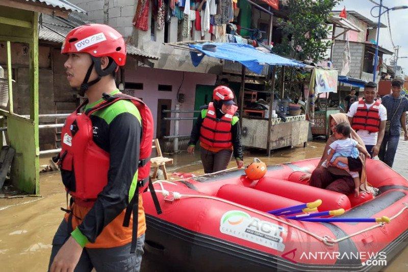 ACT mengajak warga Sulsel peduli banjir Jabodetabek