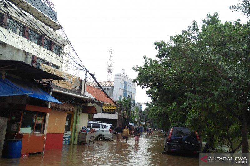 Ditlantas Polda Metro: 35 titik jalan di Jakarta rusak akibat banjir