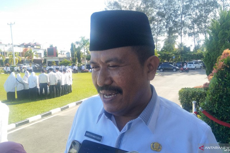 Vice Mayor appreciates the minister of religion to help realize Islamic tourism in Pariaman