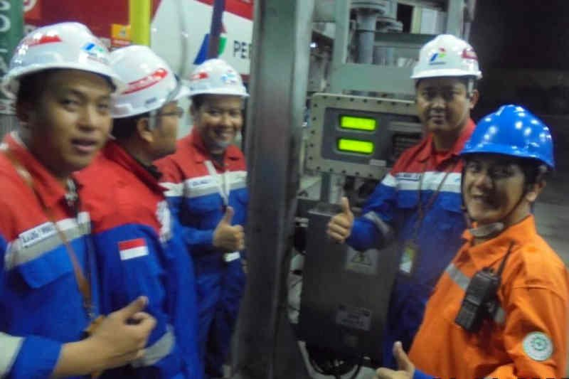 Integrated Terminal Balongan salurkan perdana B30 ke SPBU wilayah Cirebon