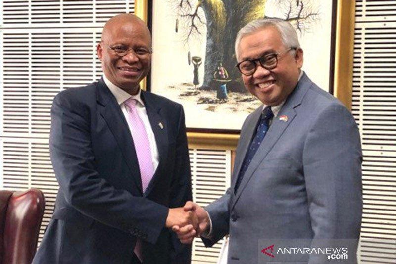 RI terus upayakan peningkatan hubungan ekonomi dengan Afrika Selatan