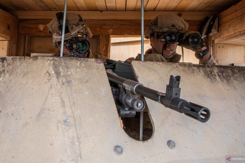 Puluhan pekerja minyak AS siap tinggalkan Irak pascaserangan udara