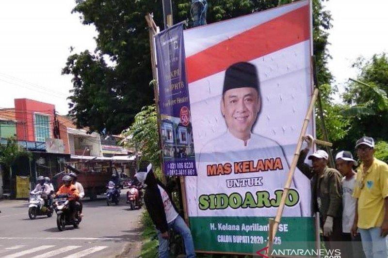 Ketua Hanura Jatim jajaki parpol lain untuk  maju Pilkada Sidoarjo