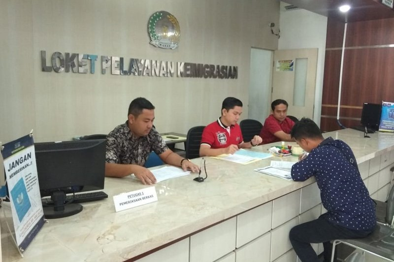 Imigrasi Aceh terbitkan 84.908 paspor sepanjang 2019