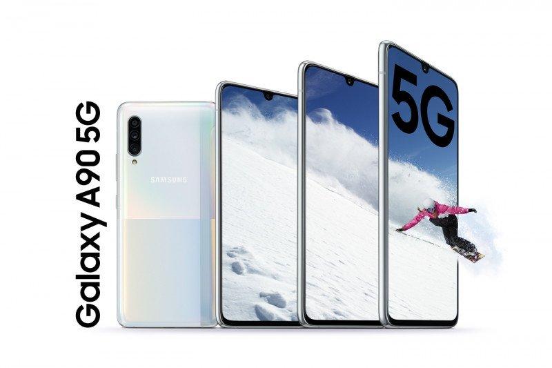 Hampir 7 juta ponsel 5G dari Samsung dikirimkan sepanjang 2019