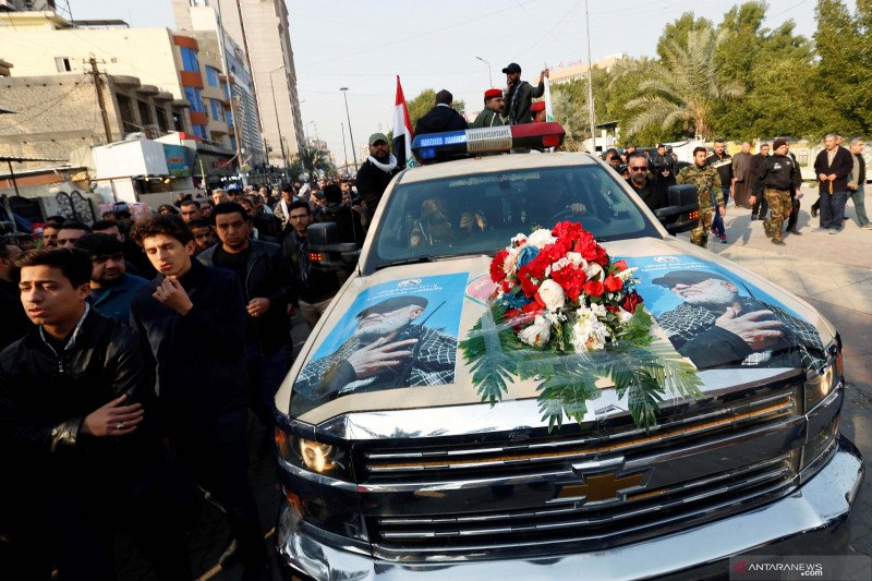 Hubungan Iran dan AS memanas, KBRI Teheran keluarkan imbauan untuk WNI