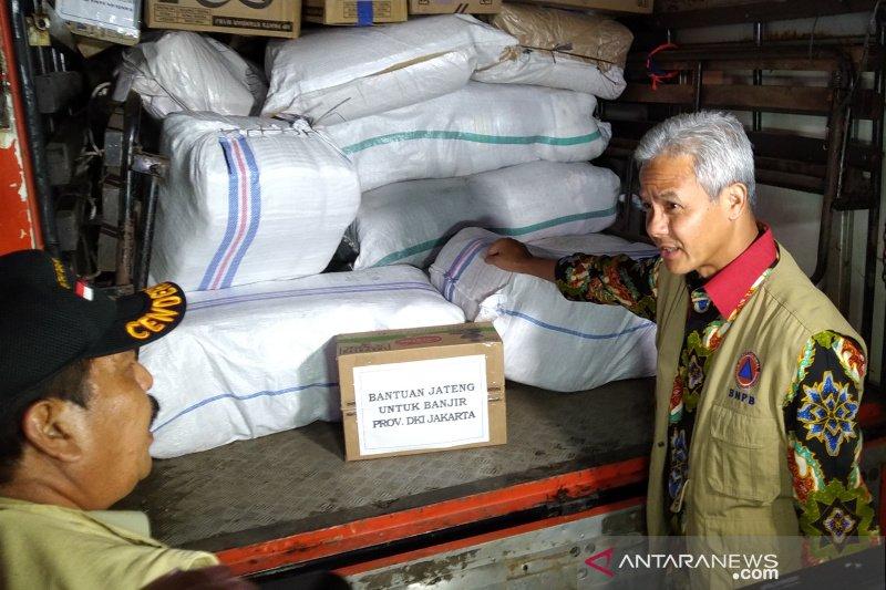 Jateng kirim bantuan untuk korban banjir di tiga provinsi