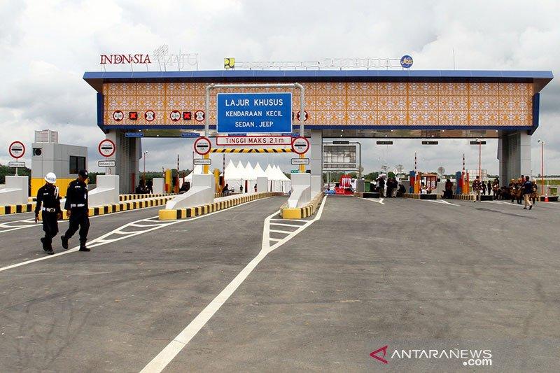 Tol Balikpapan - Samarinda mulai diberlakukan  tarif